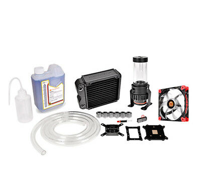 Thermaltake Pacific RL140 D5 Water Cooling Kit CL-W072-CU00BL-A