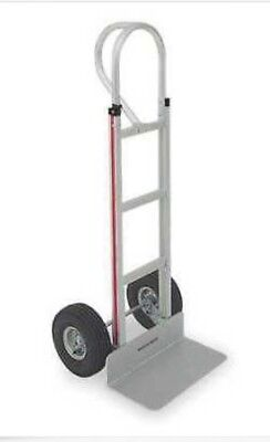 """Magliner Hand Truck 52"""" Tall Loop Handle 18"""" Nose 10"""" Air Tire"""