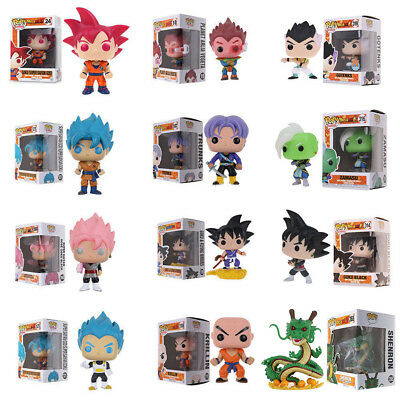 Funko Pop Dragon Ball Z Anime Figurines Statues Jouets Cadeau PVC Action Figure