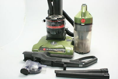 Hoover T-Series WindTunnel Rewind Plus Bagless Corded Upright Vacuum UH70120