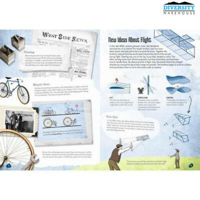 Sassi Travel Learn and Explore 3D - Wright Brothers 3D
