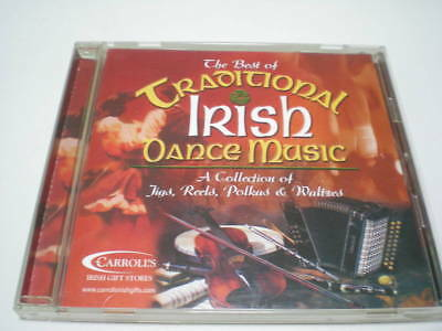 The Best of Traditional Irish Dance Music CD  Various Artists  BRAND NEW £5.95