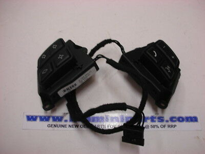 BMW Switch, Multifunction Steering Wheel 61319123289