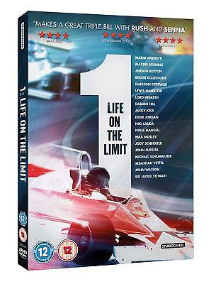 1 - Life On The Limit - Paul Crowder BRAND NEW AND SEALED UK REGION 2 DVD PAL