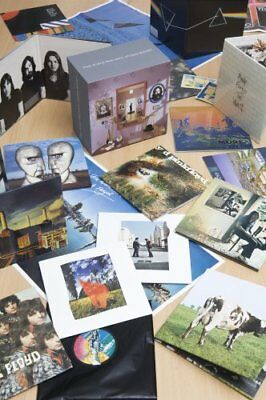Pink Floyd, Oh By The Way, 16 Cd Official Europe Edition Deluxe Box (New)