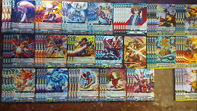 Cardfight Vanguard CFV Kagero Dragonic Overlord Nouvelle Standard VR Waterfall