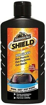 Armor All Shield For Glass Car Rain Repellent Windscreen Repels Dirt Snow