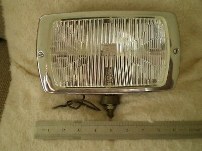 """A Huge """"cibie  175 Iode"""" Fog Light Or Driving Light Working When Tested"""