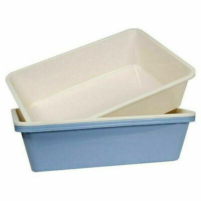 Animal Instincts Cat Litter Tray Box Toilet Pan Plastic High Grade 3 Sizes