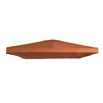 Garden Winds Signature Series 10 x 10 Single Tiered Replacement Gazebo Canopy...