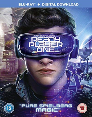 Ready Player One BLU-RAY NEW