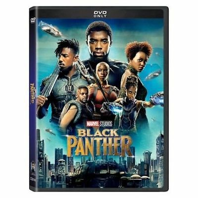 Black Panther (DVD,2018) NEW Action, Adventure FREE SHIPPING !