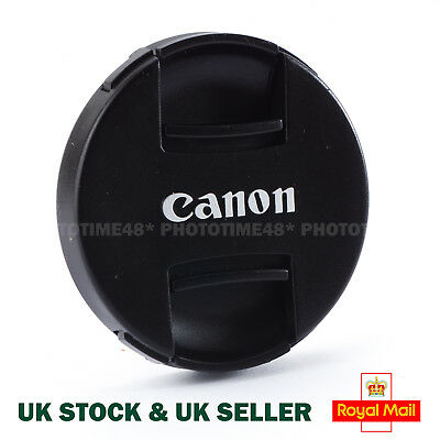 E-58 II 58mm Lens Cap For Canon 58mm Thread High Quality