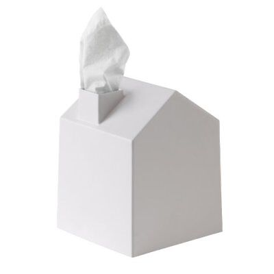 Umbra 023340-660 Casa Cover-Adorable House Shaped Square Tissue Box Holder for B