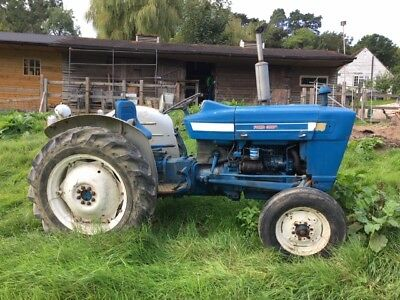 Ford 3000 Pre Force/ Force Tractor - East Sussex