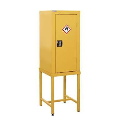 Storage Cabinet Stand - 350mm x 300mm - Yellow