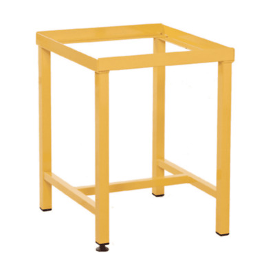 Storage Cabinet Stand - 460mm x 460mm - Yellow