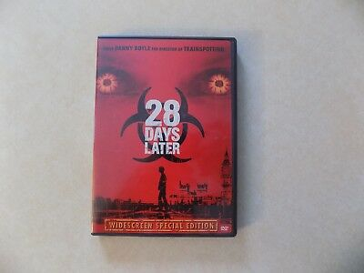28 Days Later Dvd Wide Screen Special Edition Preowned