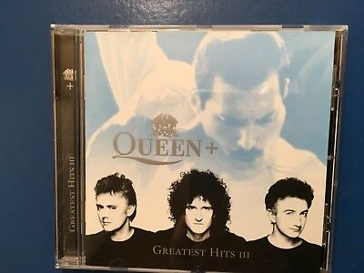 Queen Greatest Hits Three.       2011 Digital Remaster Compact Disc