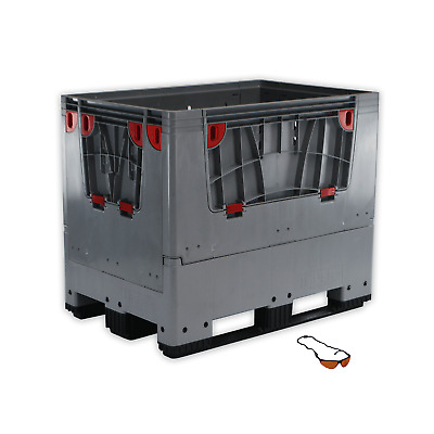 Collapsible Pallet Box 1200 x 800 x 1000mm