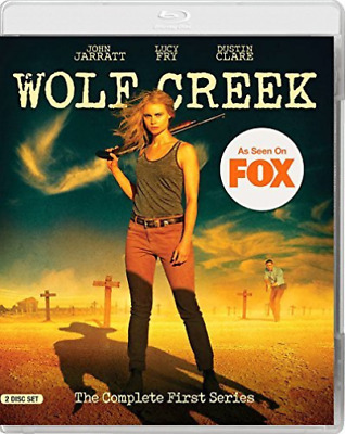 Wolf Creek Complete First Series Bd DVD NEW