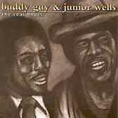 The Real Blues by Junior Wells/Buddy Guy (CD, Sep-1999, Columbia River RARE