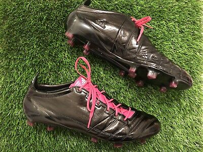 big sale deb33 8ac4e ADIDAS ADIZERO F50 Pink blue Messi Astroturf Football Boots 9.5 UK .