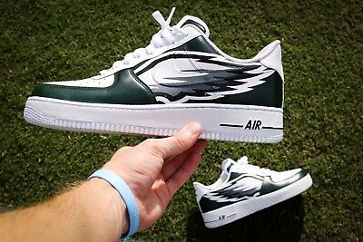 1f26b5a5be9 PHILADELPHIA EAGLES NIKE Air Max Typha 2 Shoes NFL 2018 Limited ...