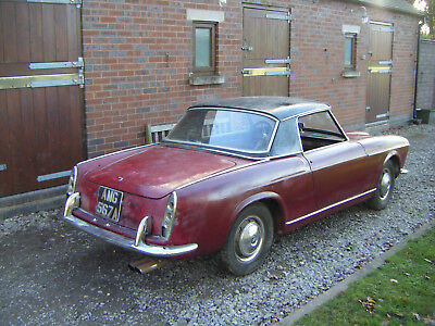 Fiat 1200 Convertible 1963 Project