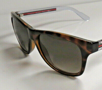 d03adcf455 GUCCI GG 3709 S sunglasses 2WOHA Havana Crystal Brown Gradient 54-16 ...