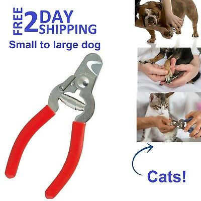 Heavy Duty Toe Nail Clippers For Dogs With Thick Nails Large Dog Toenail Trimmer