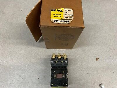 New In Box Allen Bradley Contactor 702L-Bod93