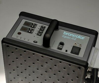 Broncolor Topas A4 3200ws Bi-Voltage Professional Studio Power Pack w/Power Cord