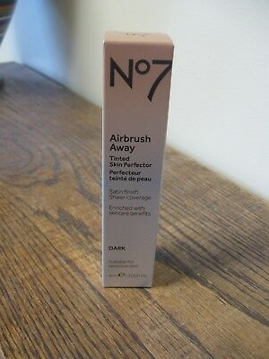 Airbrush Away Tinted Skin Perfector by no7 #19
