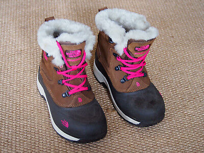 North Face Womens Walking Boots UK4