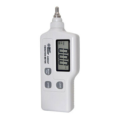 Digital Handheld Vibrometer Tester Meter Motor Vibration Analyzer Device