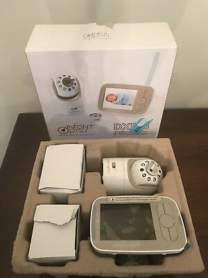 Infant Optics DXR-8 Video Baby Monitor Camera As Is - Monitor & Camera- Read