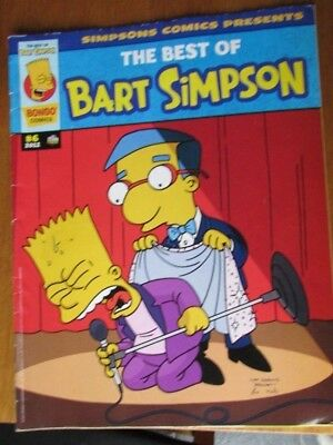 Issue #6 - The best of Bart Simpson  - (yearly issue) Simpsons Comics - 2011