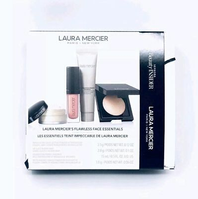 LAURA MERCIER Flawless Face Essentials 4Pcs Travel Set from SEPHORA