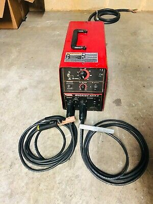 Lincoln Invertec V275-S Stick and TIG Welder K2269