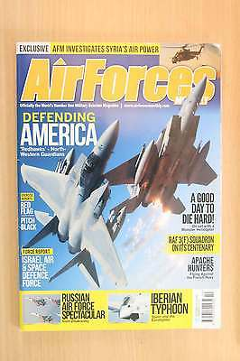 Airforces Monthly Oct 2012 The Oregon Redhawks F-15s Zhukovsky report Mil Mi-26T
