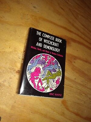 The Encyclopedia of Witchcraft & Demonology Hardcover