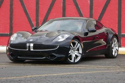 2012 Karma -CLEARANCE PRICE-ONLY 36k MILES-FROM CALIFORNIA- Fisker Karma Black Eclipse Pearl with 36,000 Miles, for sale!