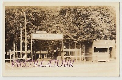 RPPC, Brockway's Cabins, Toledo Washington, Highway 99