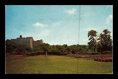 Dr Jim Stamps Us Hawkeye Maplewood Park Rochester New York Postcard