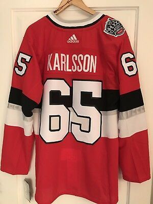 pretty nice b085f cd064 sale ottawa senators 25th anniversary jersey 276ce 8987d