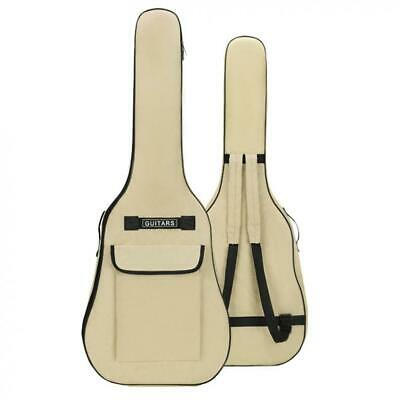 600D Oxford Padded Cotton with 5mm thickness Electric Guitar Soft Case Gig Bag