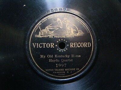 Victor 7 inch Disc Record # 1997