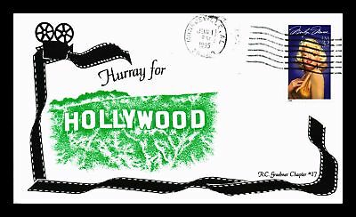 Dr Jim Stamps Us Marilyn Monroe First Day Cover 1995 Monroeville Alabama