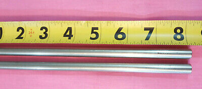 3 Pieces NewCut 5//8 Inch Diameter 12L14 Steel Solid Round Rod 12 Inches Long